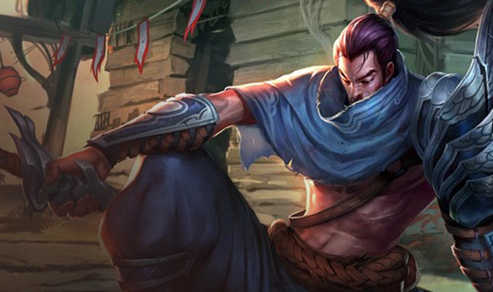 Teamfight Tactics Yasuo