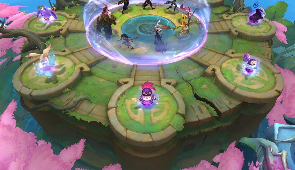 Teamfight Tactics KDA Little Legends