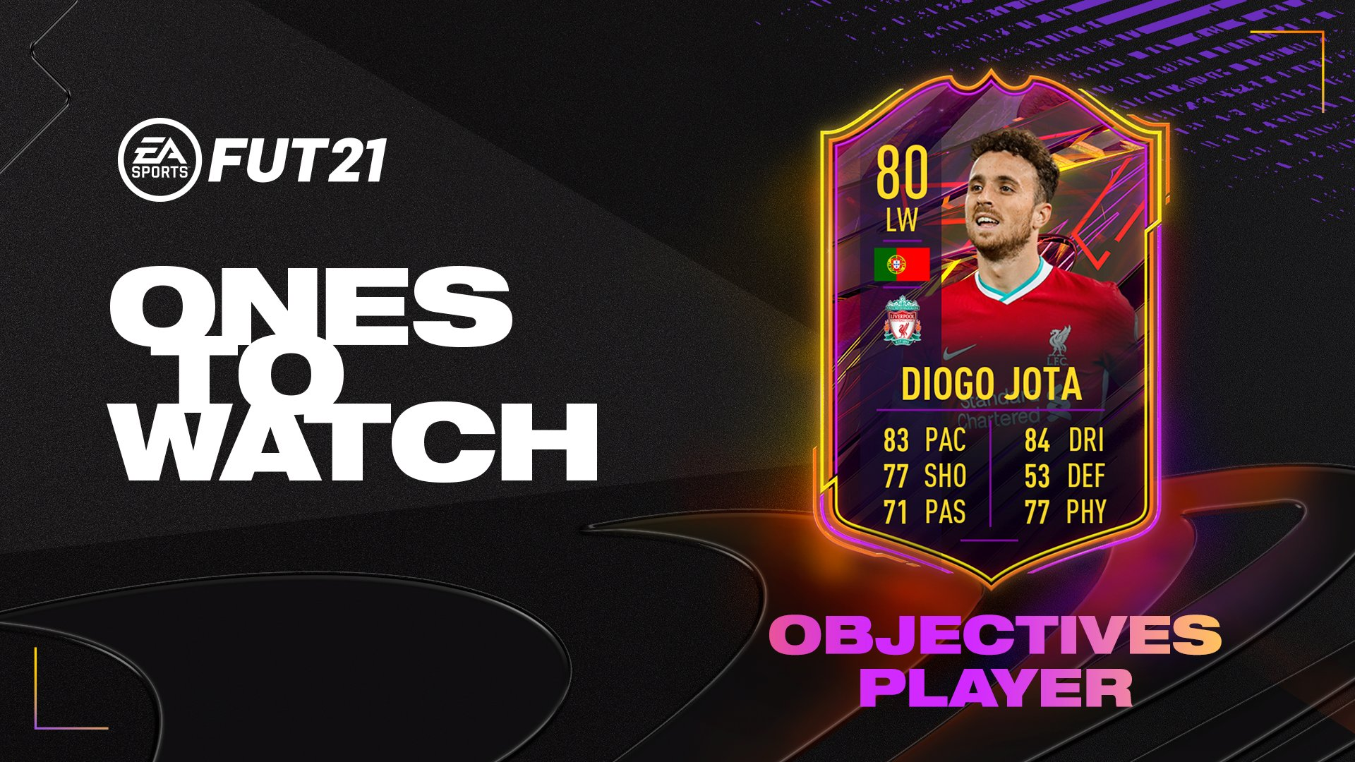 how to complete otw diogo jota objectives in fifa 21 ultimate team dot esports complete otw diogo jota objectives