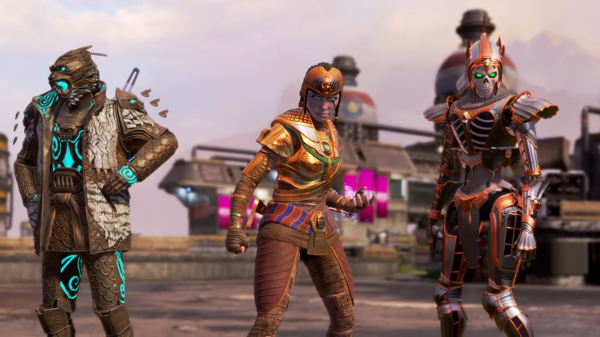 Apex Legends officially reveals Horizon in Season 7 teasers