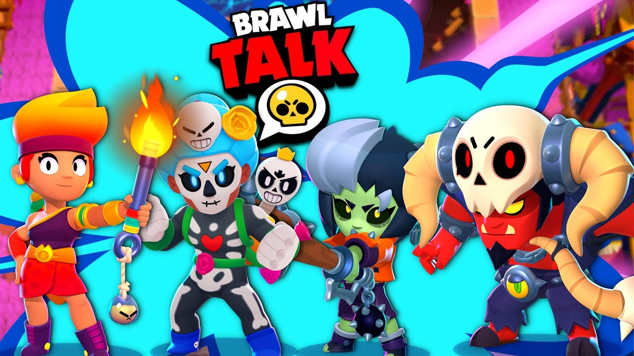 New brawler Amber, Halloween event, and Map Maker revealed in latest Brawl Talk   Dot Esports
