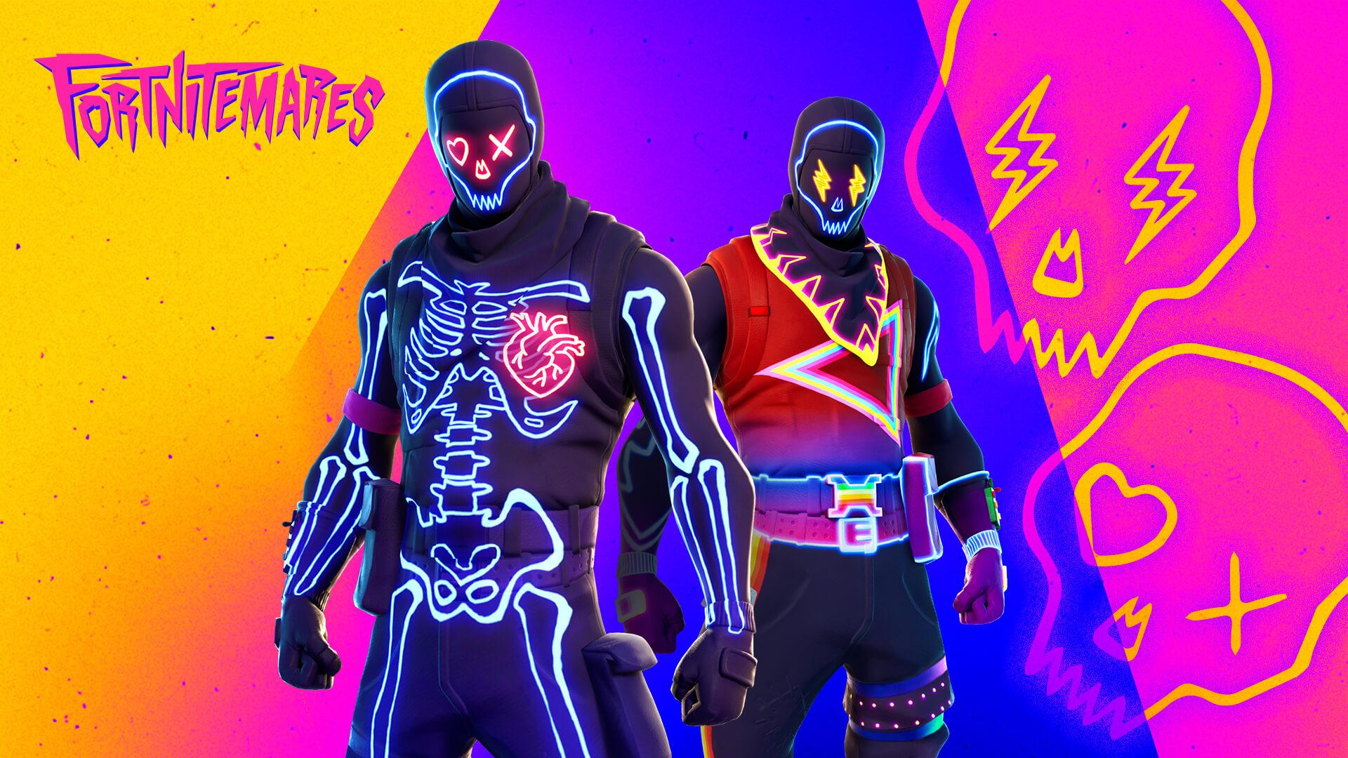 All Halloween Skins For Fortnitemares 2020 Dot Esports