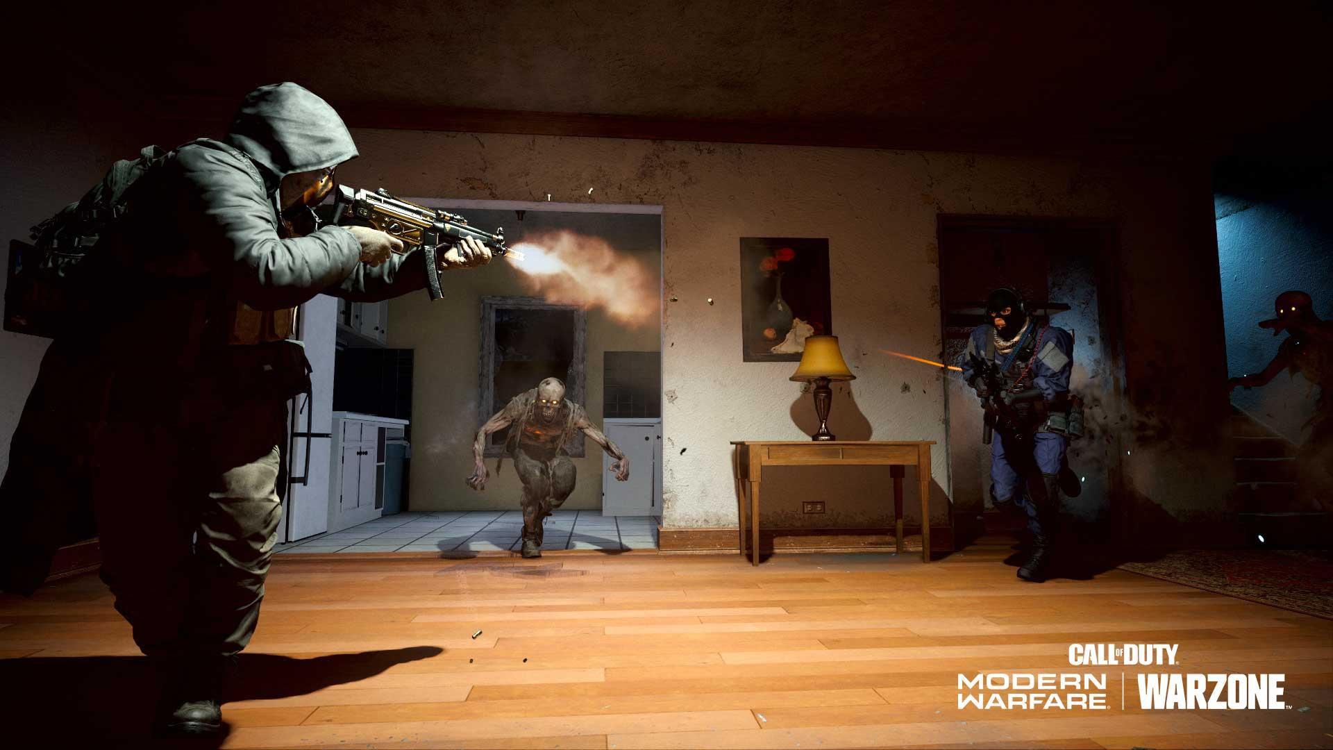 Call Of Duty Warzone Players Have Found Ghosts Around Verdansk Mylocalesportsbar