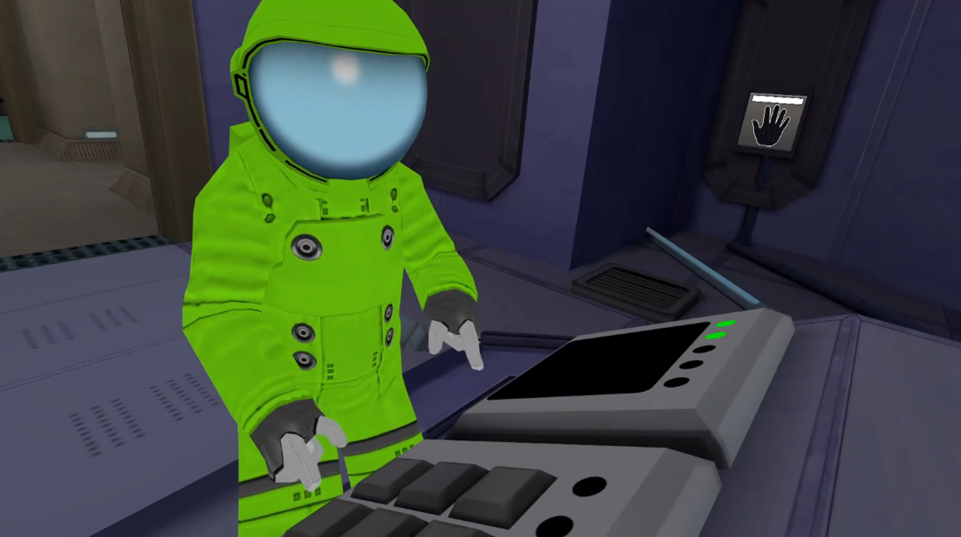 A talented VR designer made Among Us fully playable in VR Chat—and it looks incredible | Dot Esports