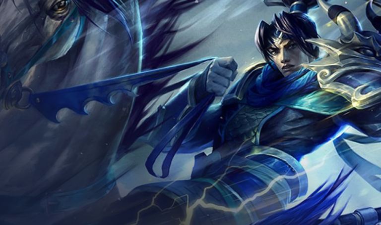 Teamfight Tactics Xin Zhao