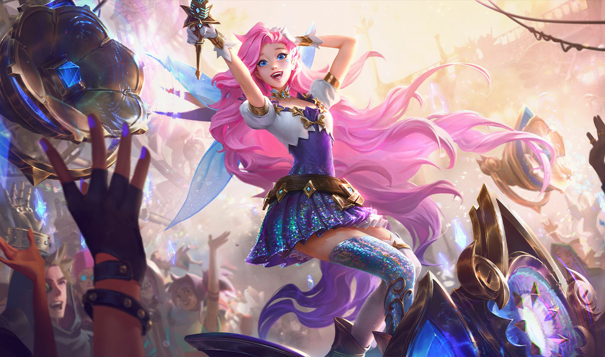 Seraphine bot carry and Udyr nerfed, Yi and Sejuani buffed in League's Patch 11.5 preview