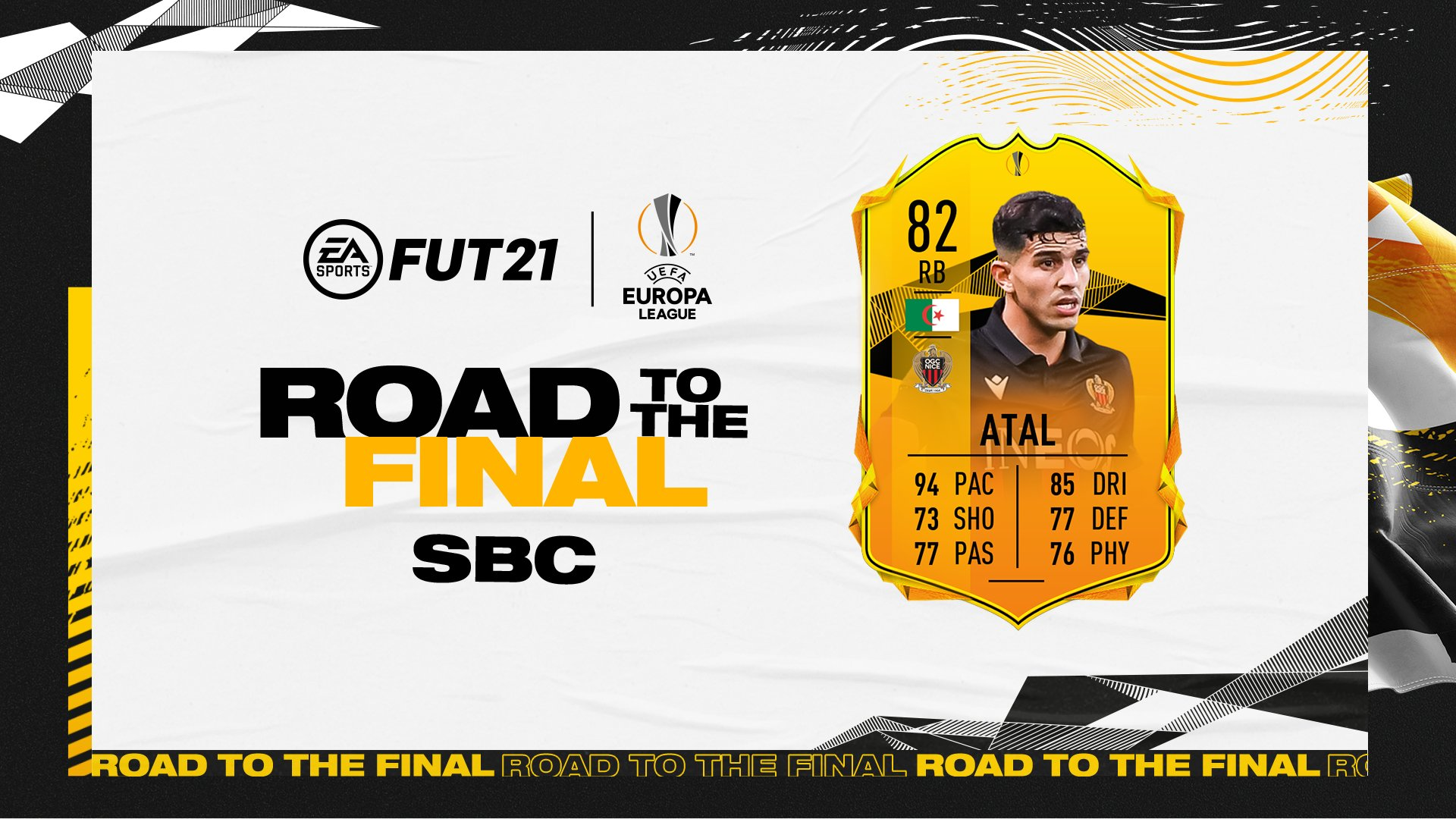 how to complete uel rttf atal sbc in fifa 21 ultimate team dot esports how to complete uel rttf atal sbc in