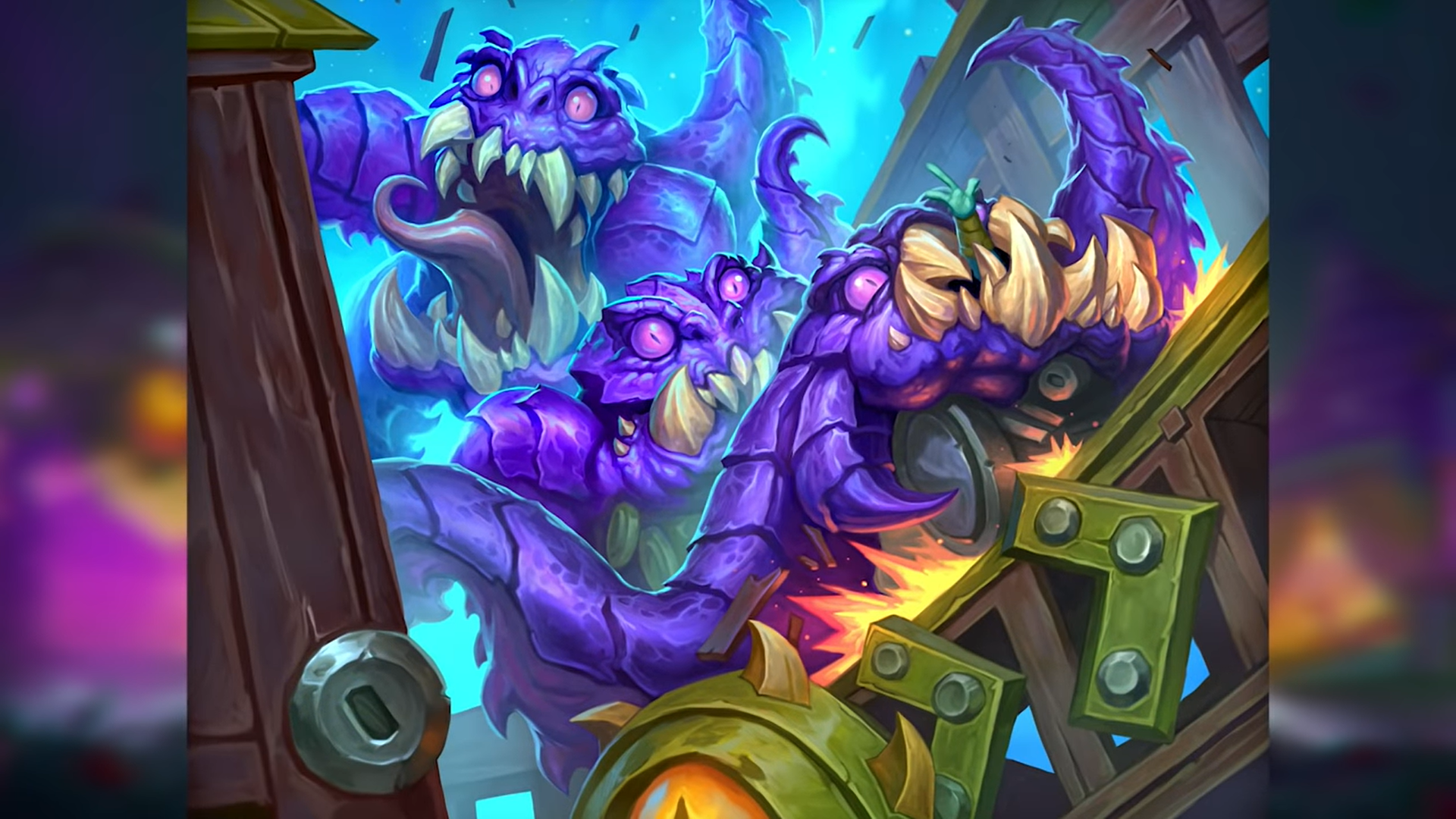 6 New Cards Revealed From Hearthstone S Madness At The Darkmoon Faire Expansion Mylocalesportsbar Hearthstone cardback by fortune.ranked october 2019 cardback this was the first cardback i got to design after joining blizzard. 6 new cards revealed from hearthstone s