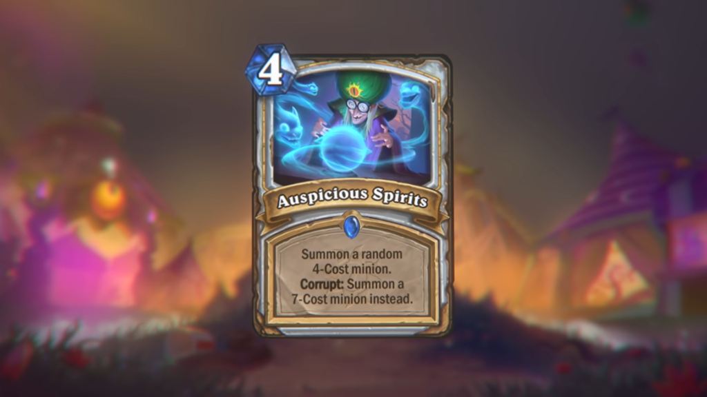 6 New Cards Revealed From Hearthstone S Madness At The Darkmoon Faire Expansion Mylocalesportsbar It was pretty surreal being able to do my first official cardback and it being an aesthetic i find super enjoyable was even better. 6 new cards revealed from hearthstone s