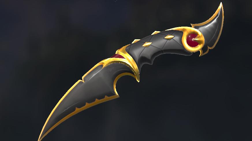 VALORANT knife skins Ruin Available on battle pass