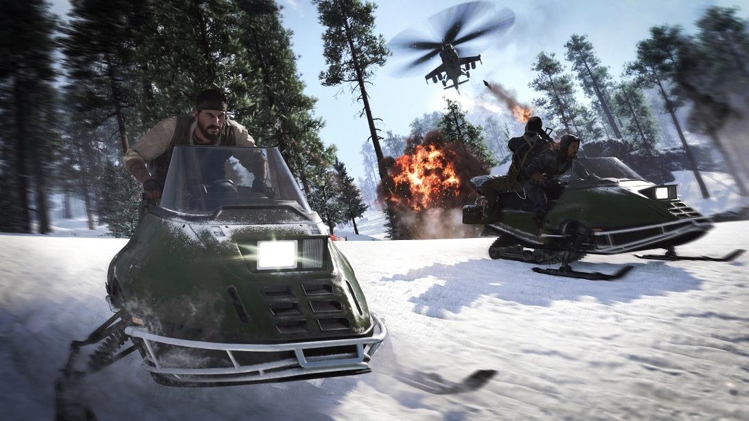 Black Ops Cold War November 23 Update Patch Notes