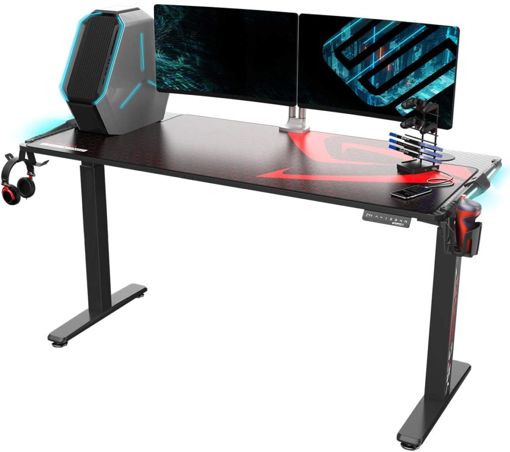 The 7 Best Standing Pc Gaming Desks Dot Esports