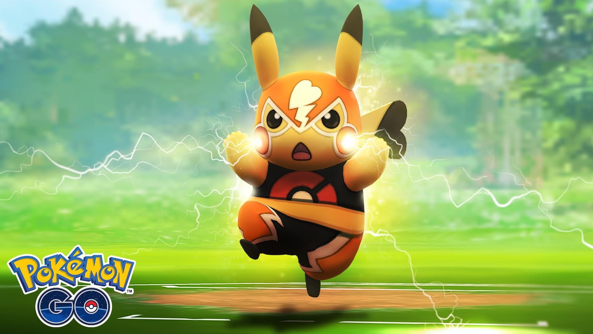 Pokémon GO 0.195.2 - Download for PC Free