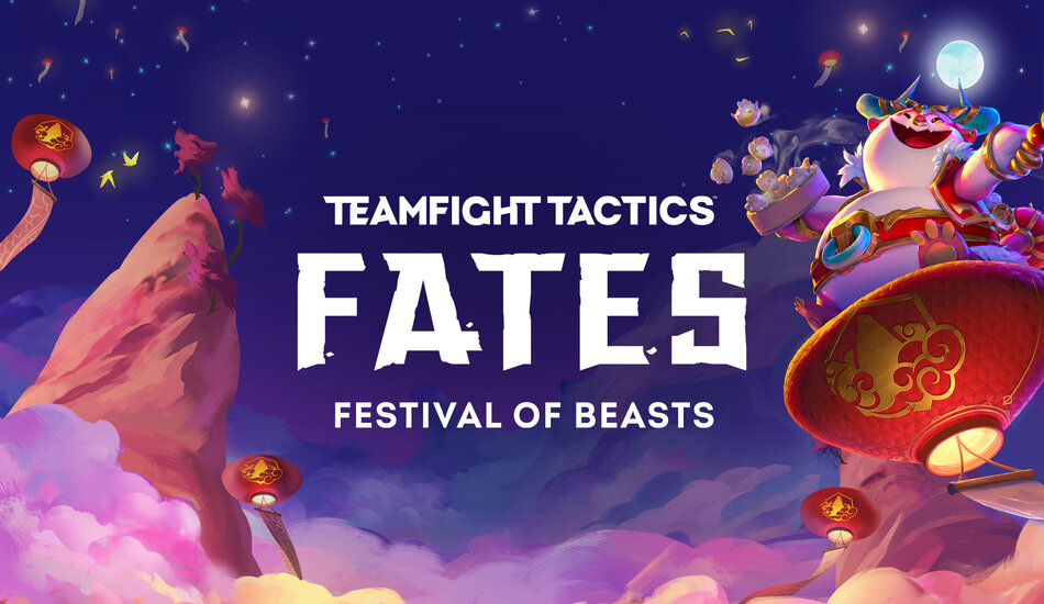 Teamfight Tactics Set 4.5 Fates Festival of Beasts