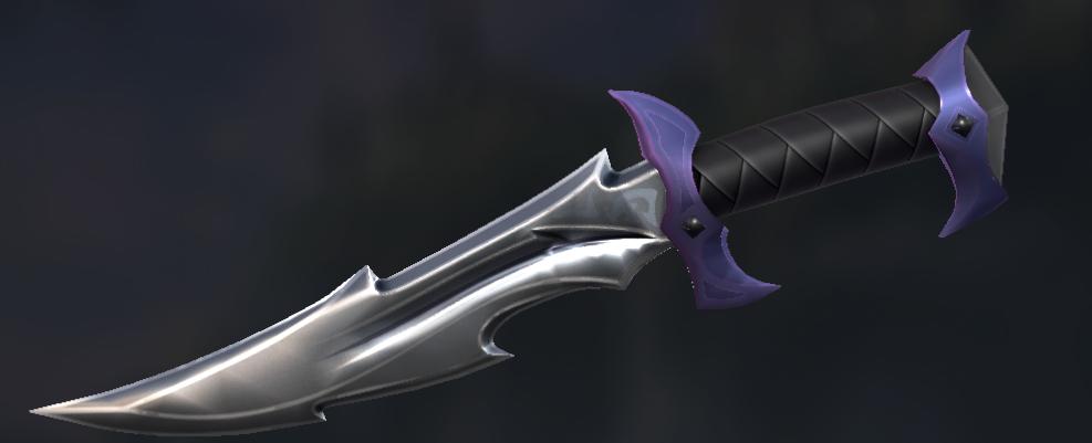 VALORANT knife skins Reaver - 3,550 VP