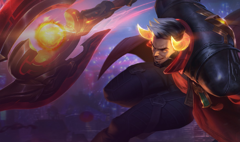 Teamfight Tactics Darius