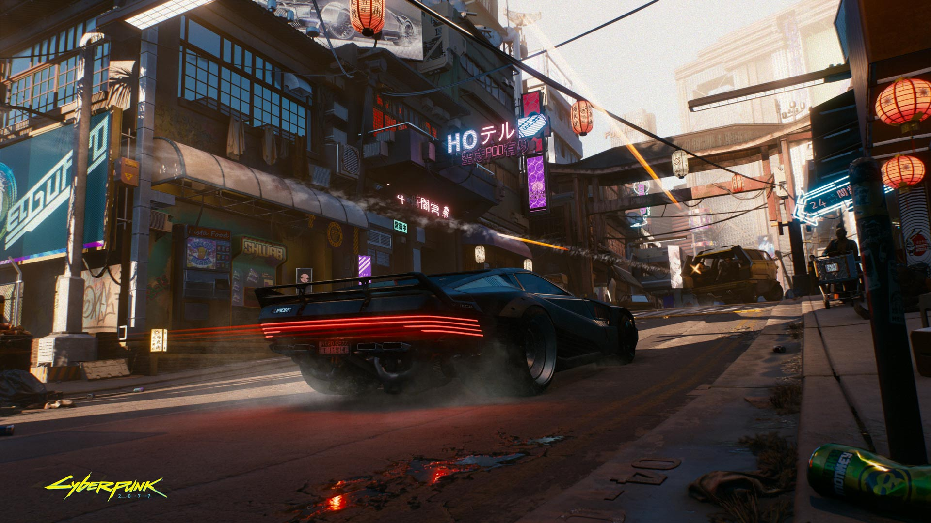 """The Witcher 3 Fans Get An Exciting Reveal From Cyberpunk 2077 Mod"""""""
