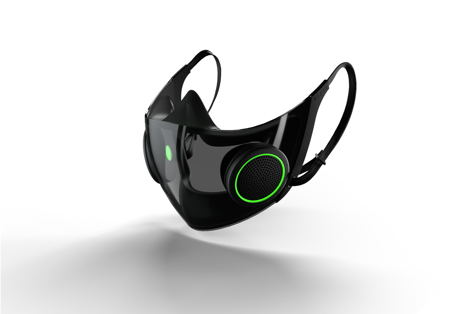 Razer says this is the world's smartest mask