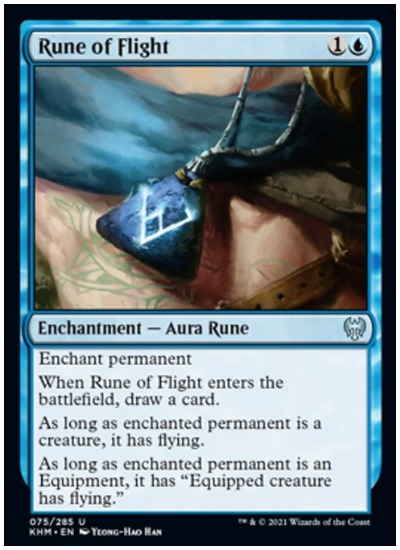 KHM Rune of Flight