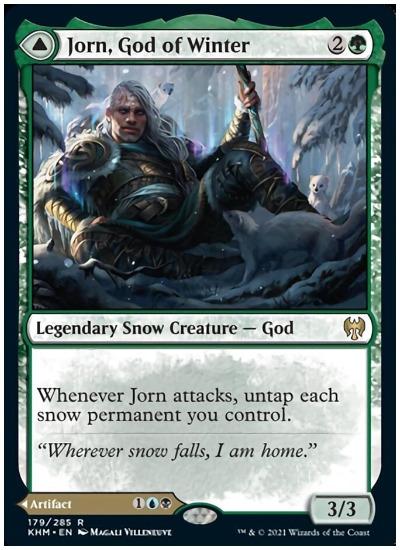 KHM Jorn, God of Winter
