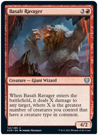 KHM Basalt Ravager