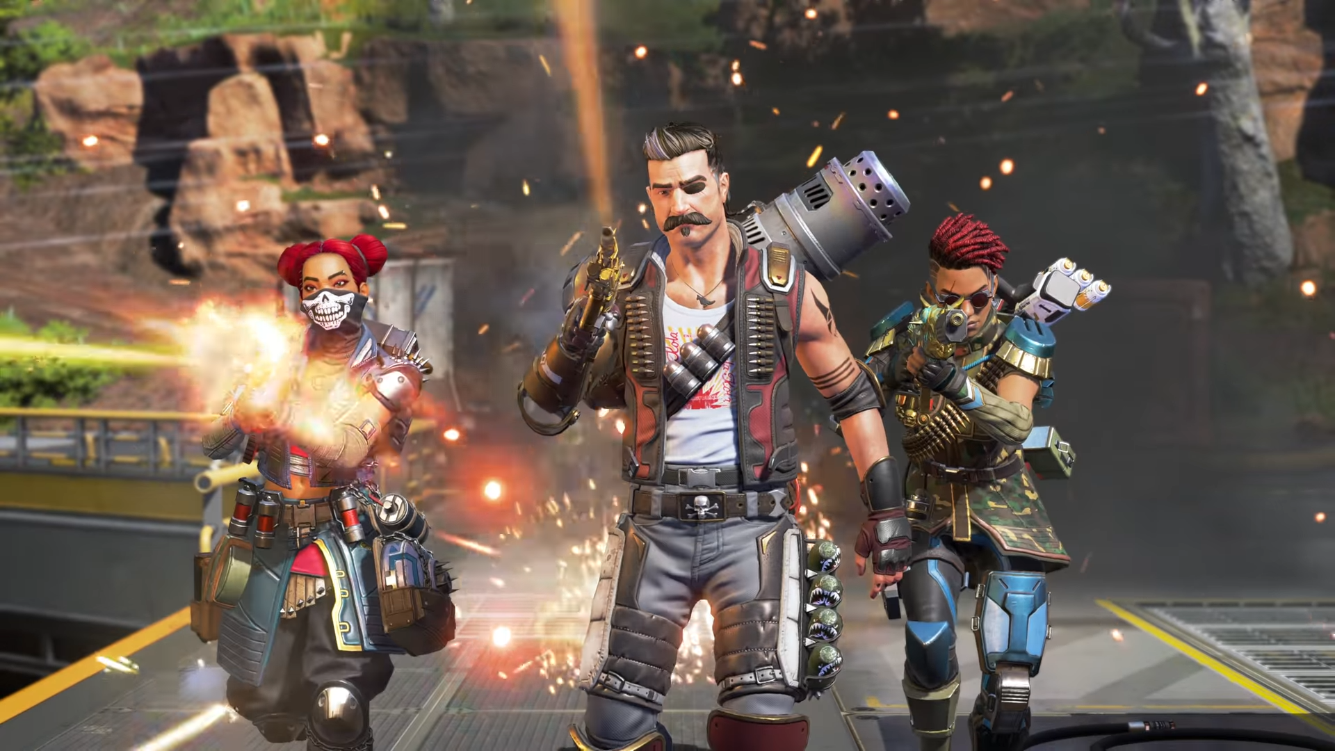 EA reportedly working with Tencent to develop Apex Legends Mobile | Dot  Esports