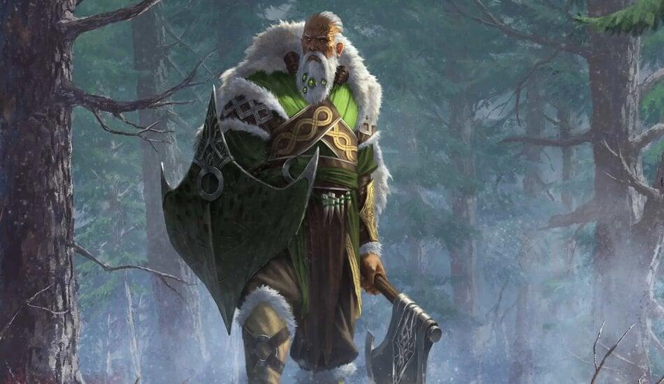 Kaldheim Fynn, the Fangbearer