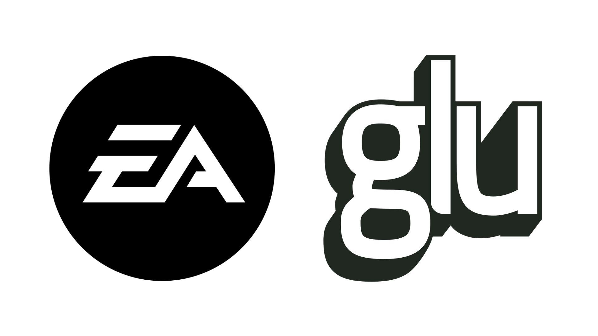 ea and glu mobile logos