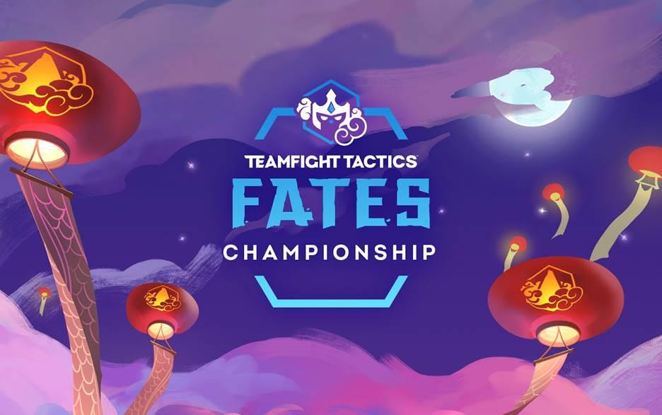 Teamfight Tactics Fates Championship