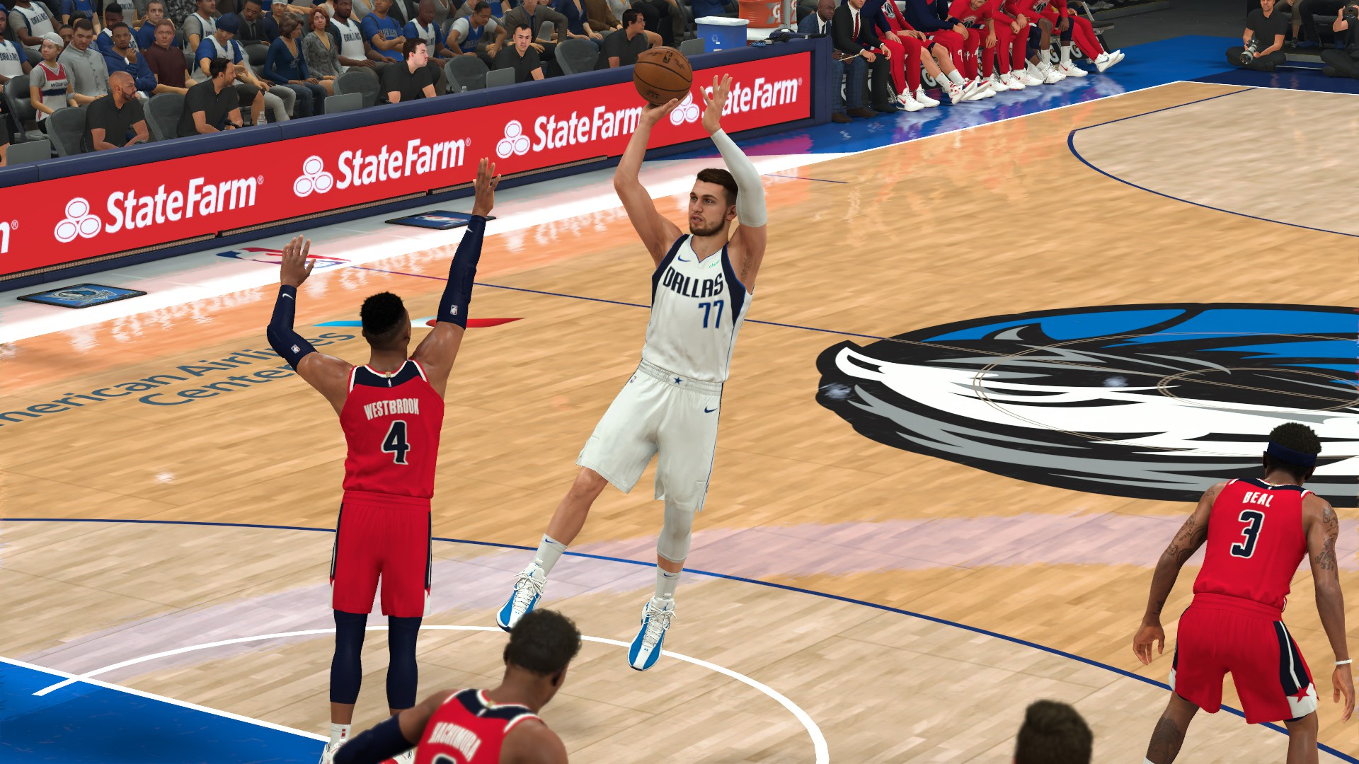 The best players in NBA 2K22 | Dot Esports