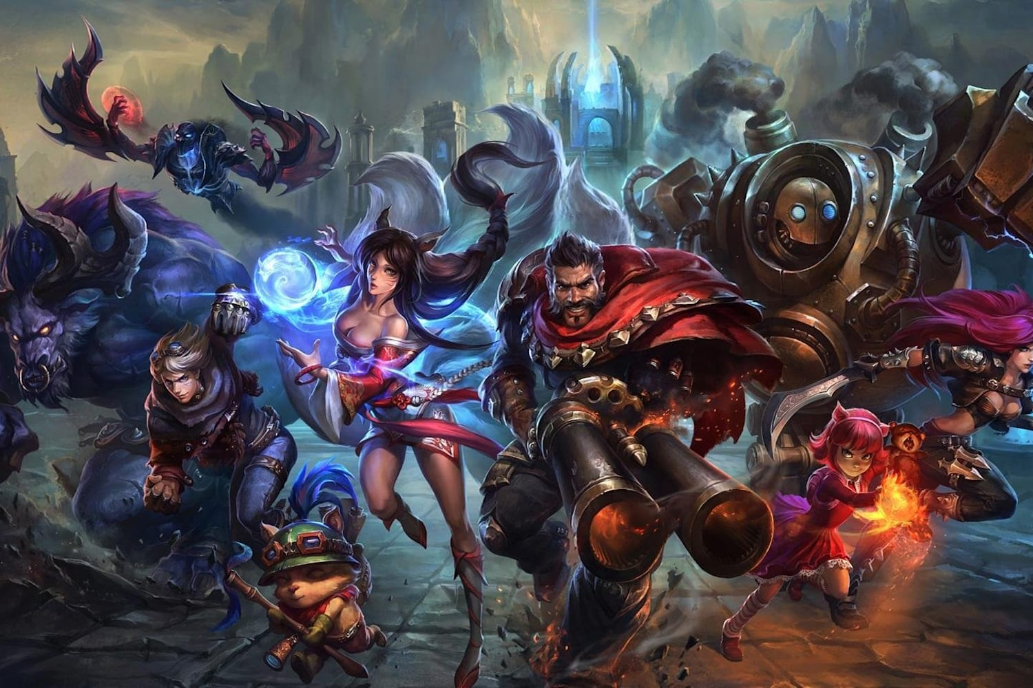 League of legends all champions