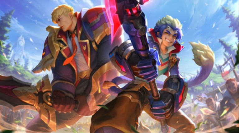 Battle Academia skins unveiled for Caitlyn, Wukong, Garen, Yone, and Leona in League PBE preview - Dot Esports