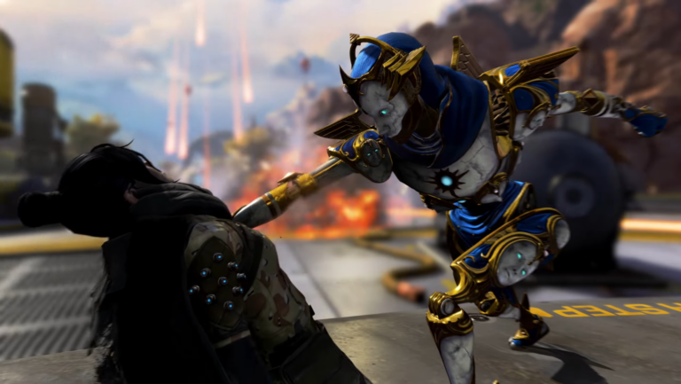Image on Xbox shows Apex Legends will feature a crossover event with Mass Effect - Dot Esports