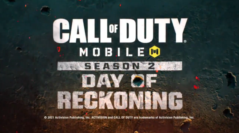 Call of Duty: Mobile season 2 is called Day of Reckoning - Dot Esports