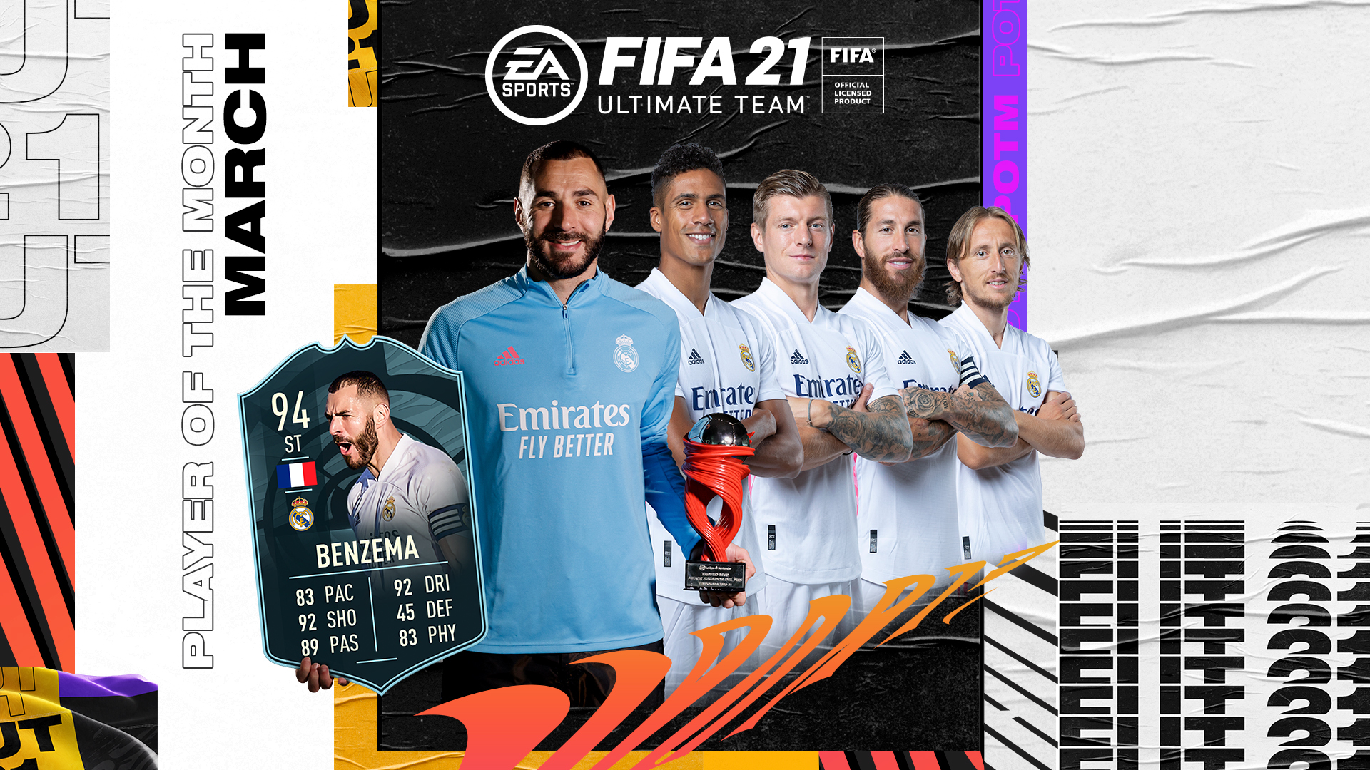 How to complete POTM Benzema SBC in FIFA 21 Ultimate Team