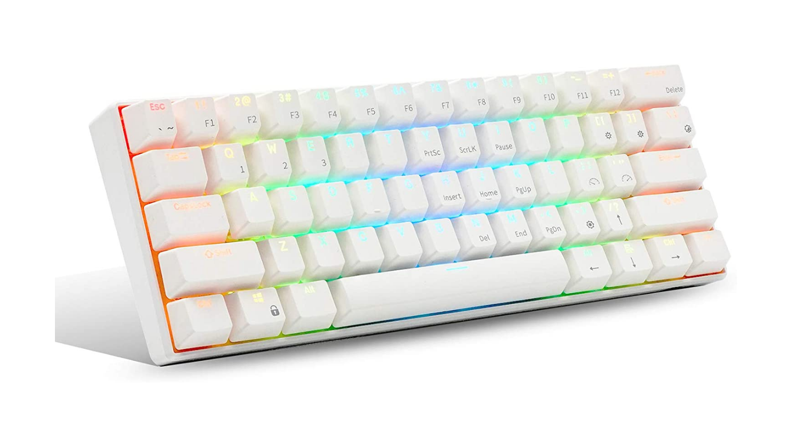 RK ROYAL KLUDGE RK61 RGB Wireless/Wired 60% Compact Mechanical Keyboard