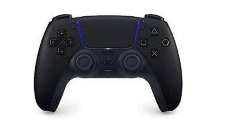 Playstation Dualsense Midnight Black Wireless Controller - 5