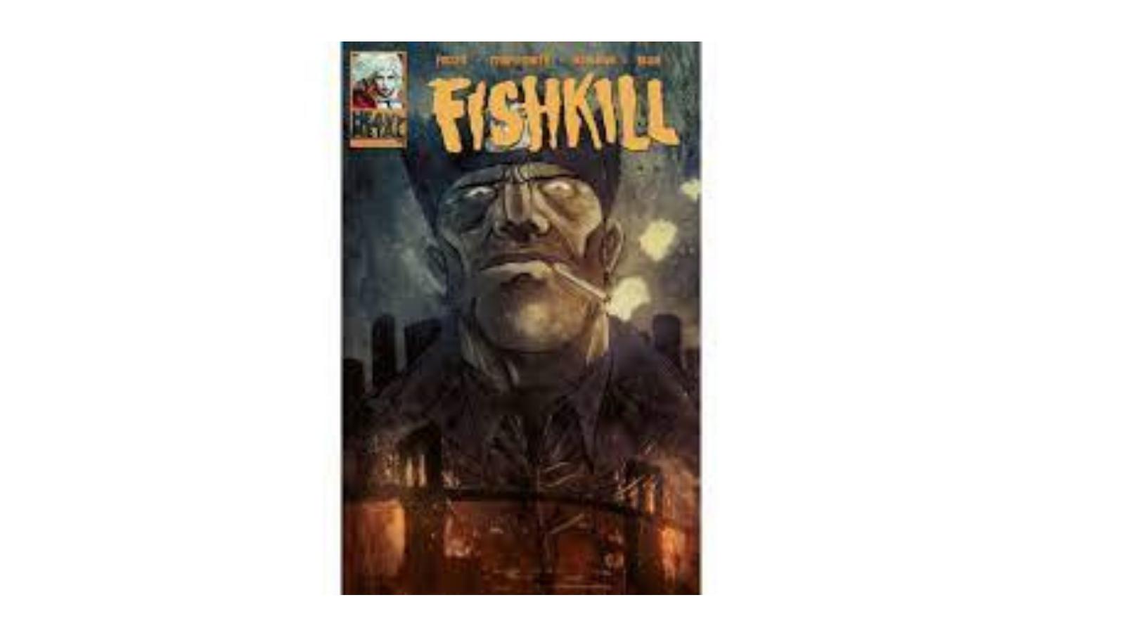 Fishkill comic