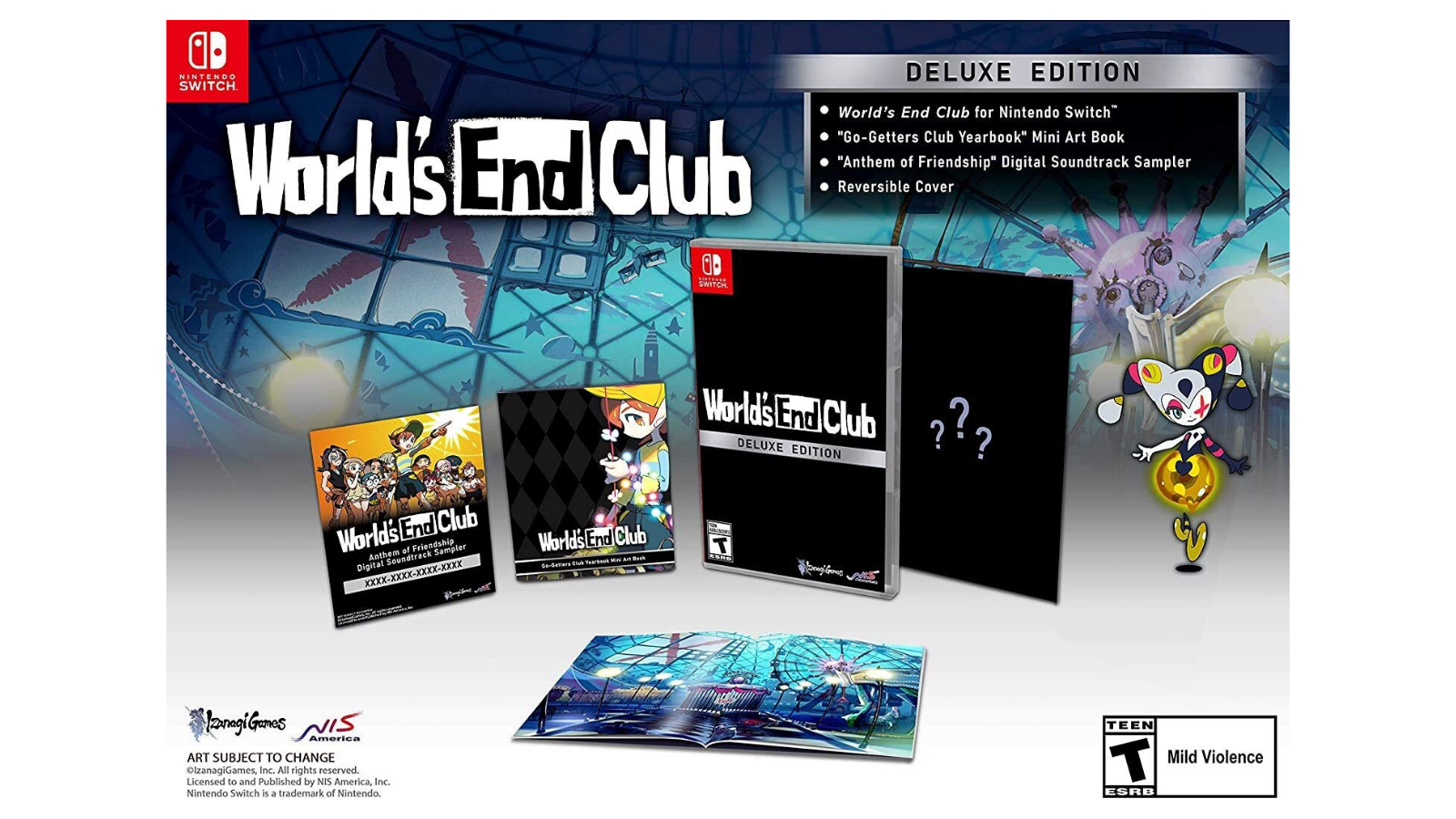 World's End Club: Deluxe Edition