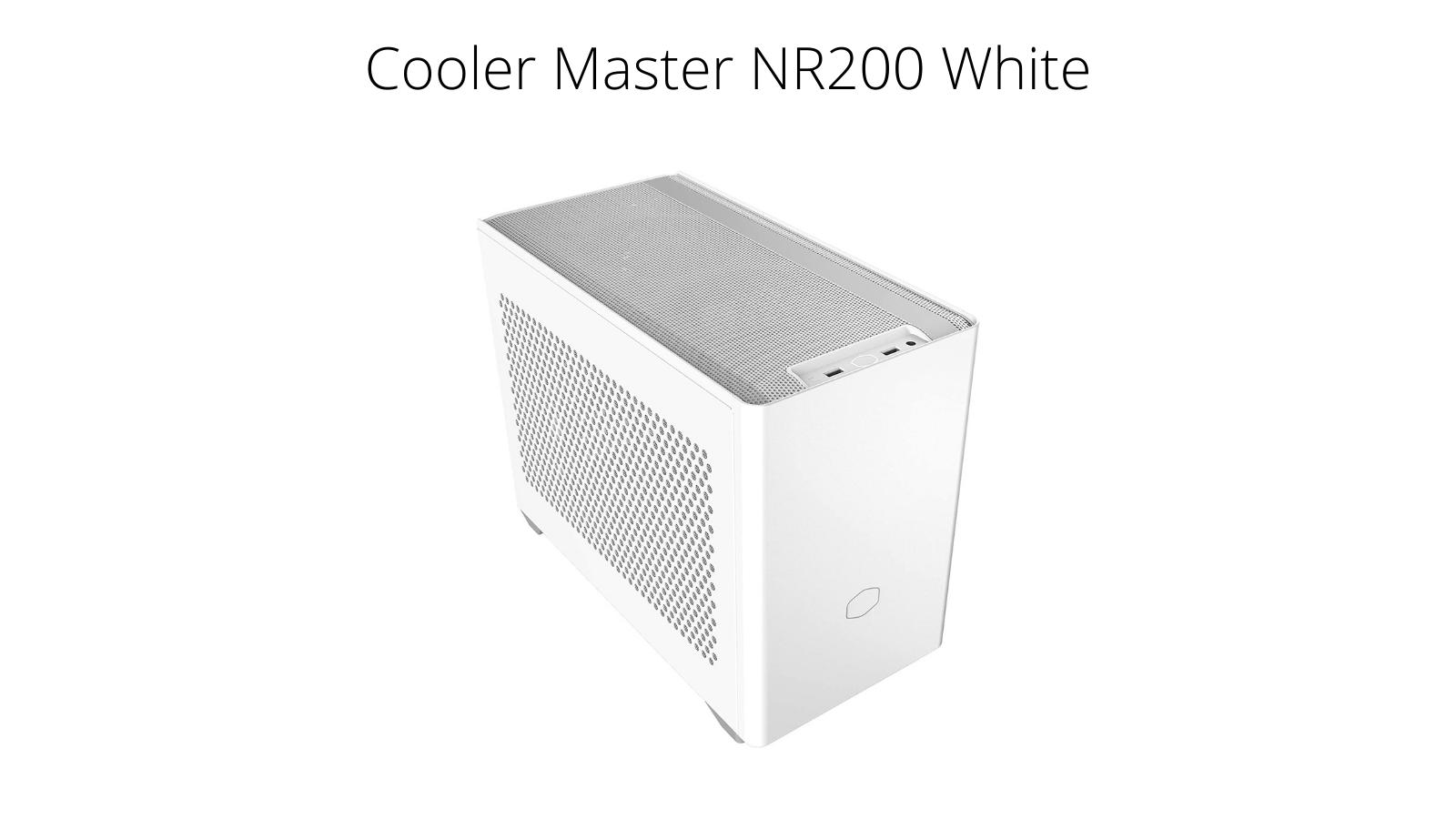 Cooler Master NR200 White