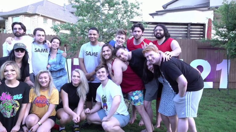 QTCinderella announces summer camp-style streamer event with some of Twitch's biggest stars - Dot Esports