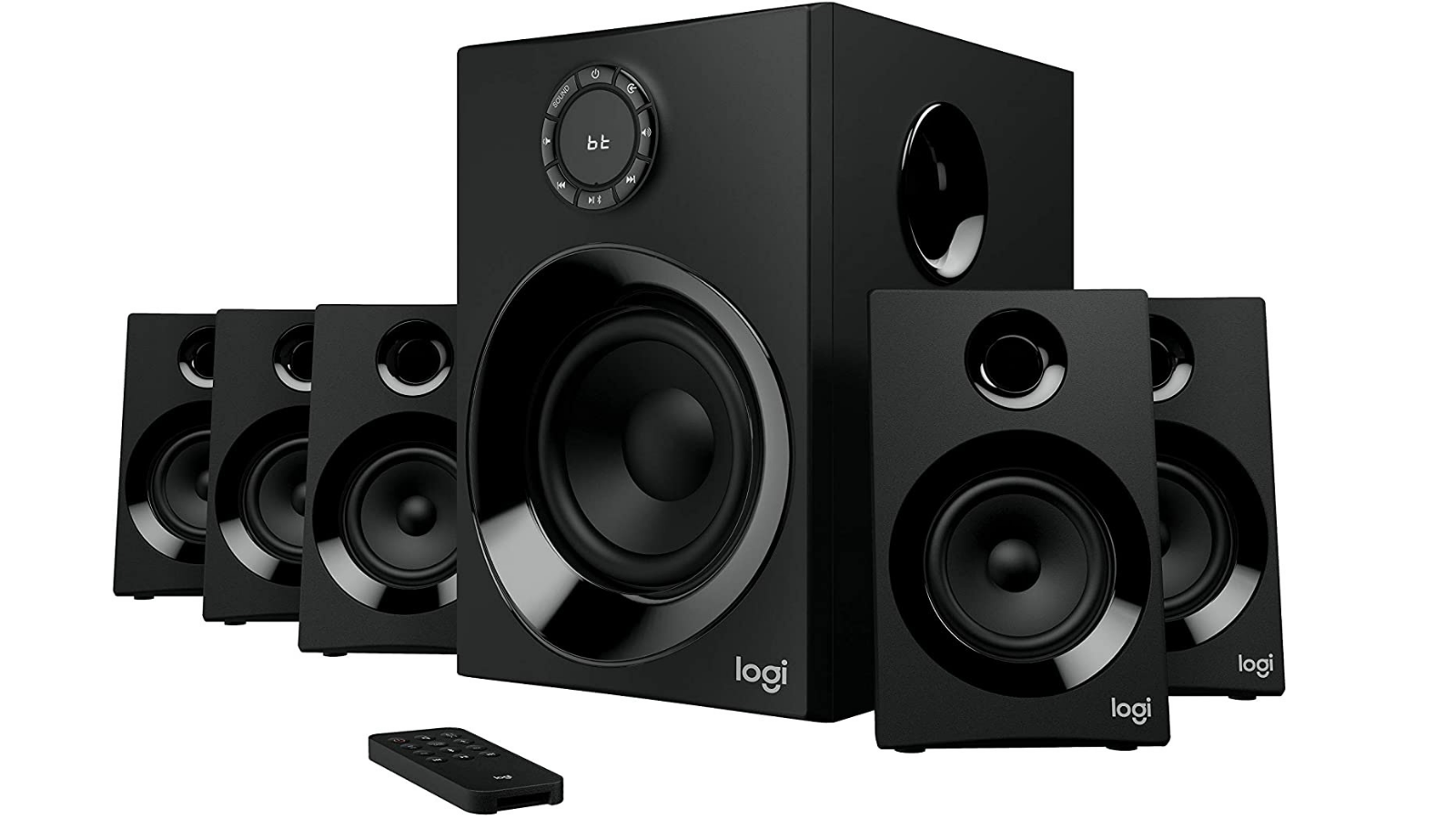deal on Logitech Z906 5.1 Surround Sound Speaker System