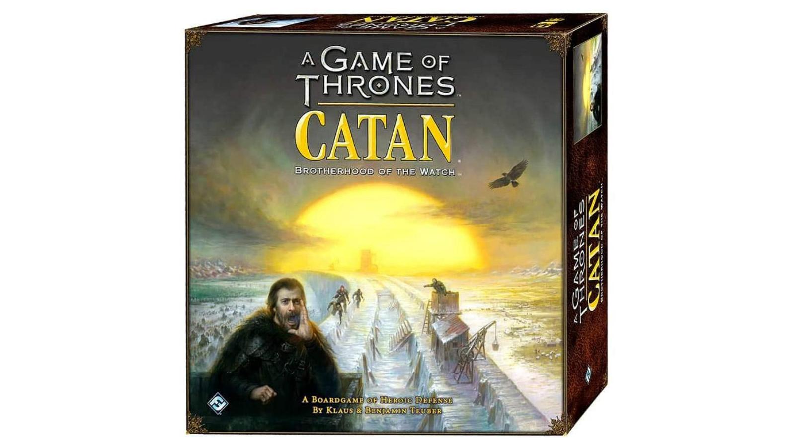 A Game of Thrones CATAN deal