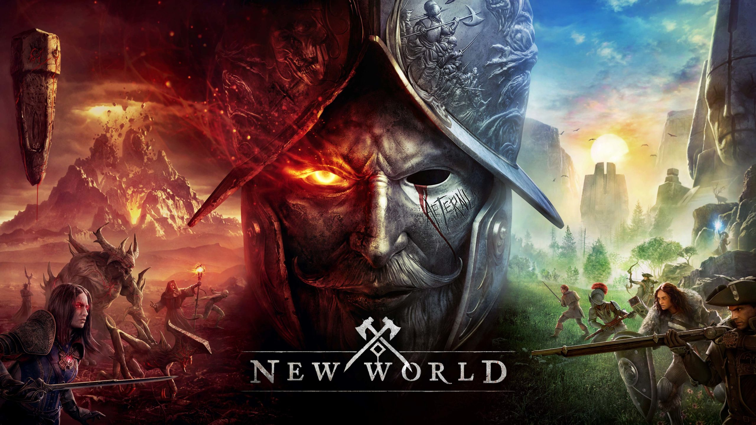 How to join the New World closed beta | Dot Esports