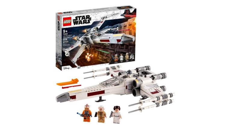 Star wars luke x-fighter skywalker deal