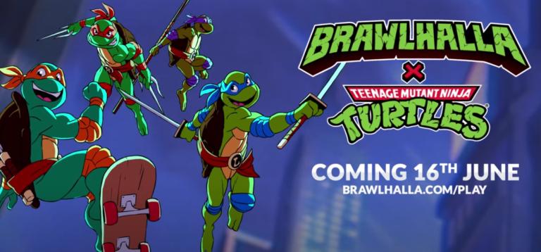 Teenage Mutant Ninja Turtles coming to Brawlhalla on June 16 | Dot Esports