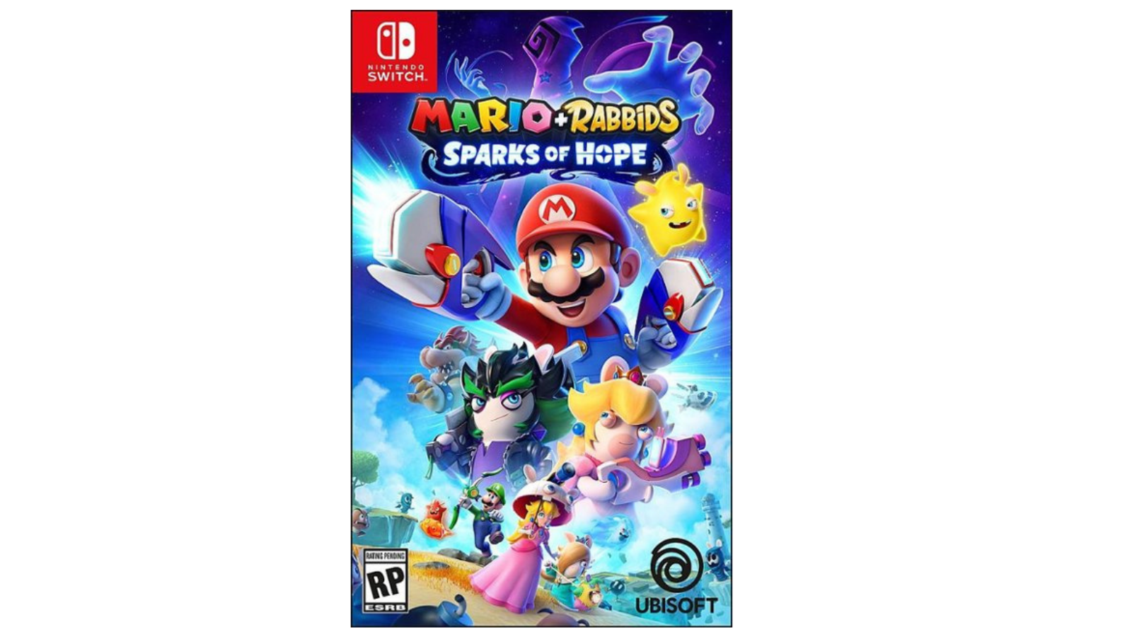 mario+rabbids sparks of hope