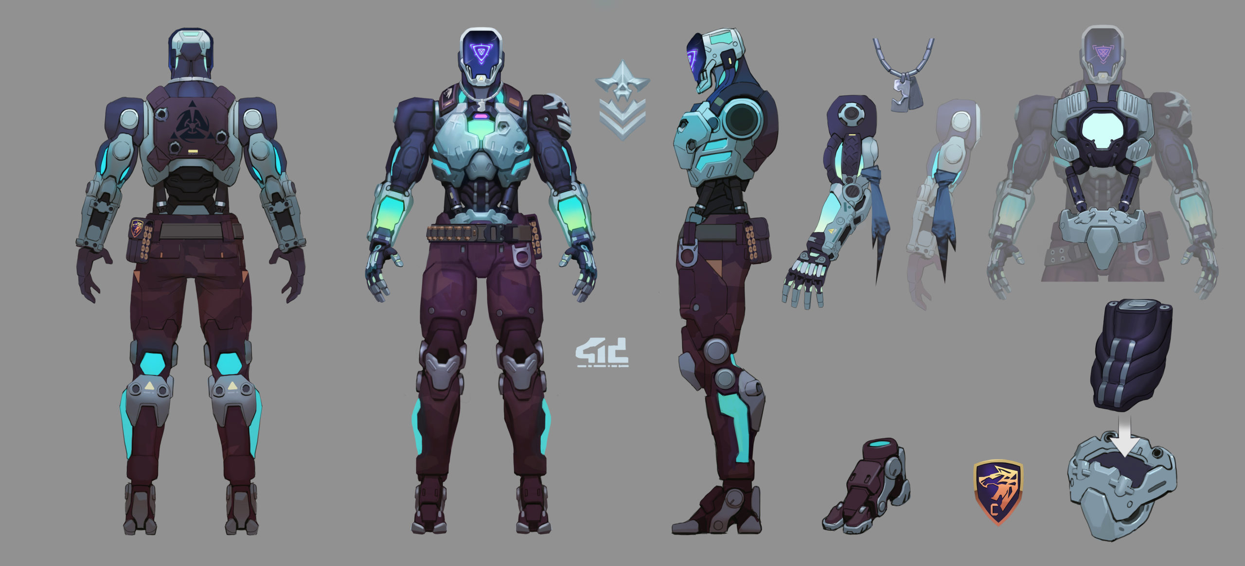Here are all of the abilities for KAY/O, VALORANT's new robotic agent   Dot Esports