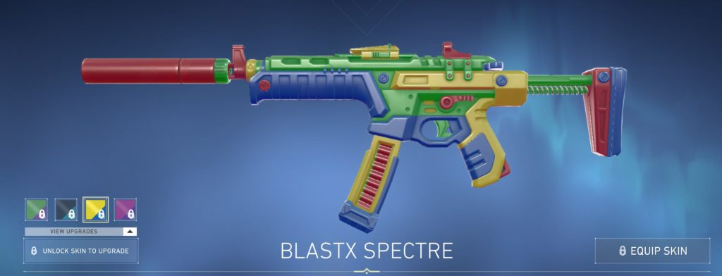 VAL BlastXSpectre