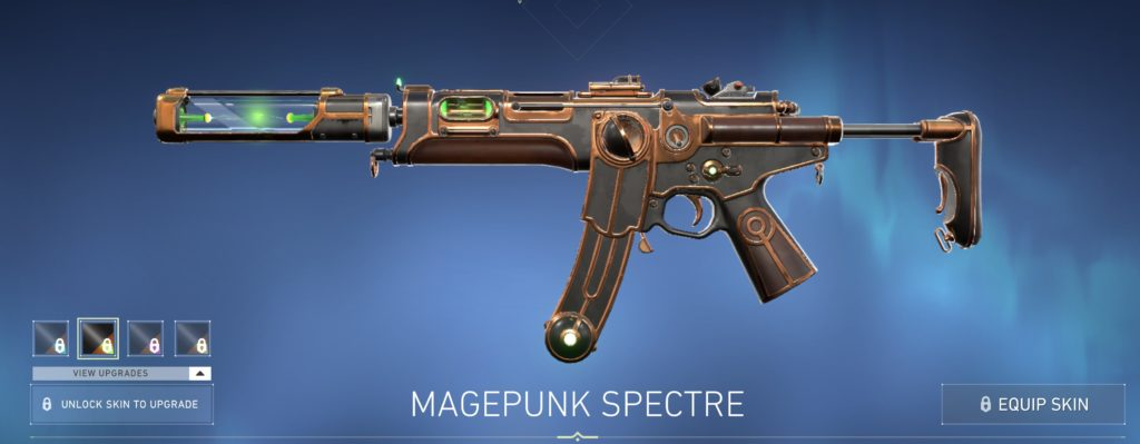 VAL MagepunkSpectre